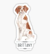 Brittany Sticker