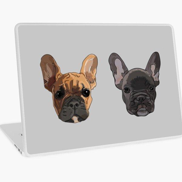 frenchies Laptop Skin