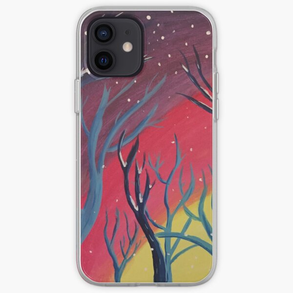 Snow Glow  iPhone Soft Case