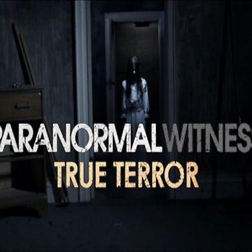 Paranormal Witness Terror by Italianricanart