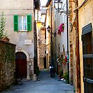 Hidden Street in Ascoli by diLuisa Photography