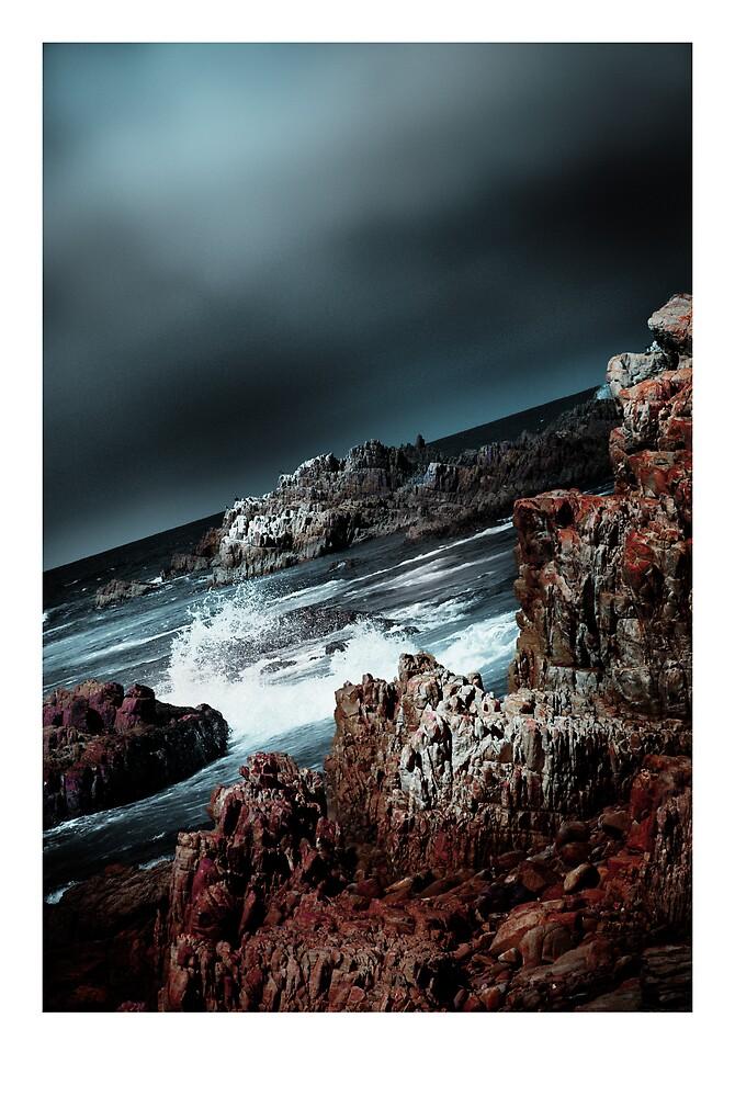 Rock, the World by Nico  van der merwe