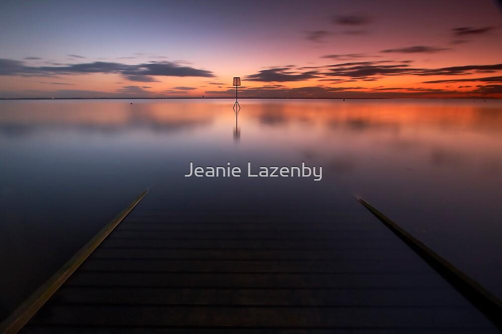 Lytham Jetty by Jeanie