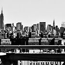 view from the brooklyn bridge by ShellyKay