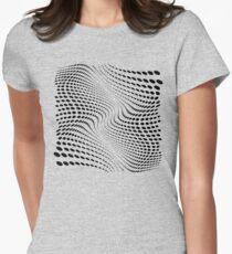 THE RIVER (BLACK) Camiseta entallada
