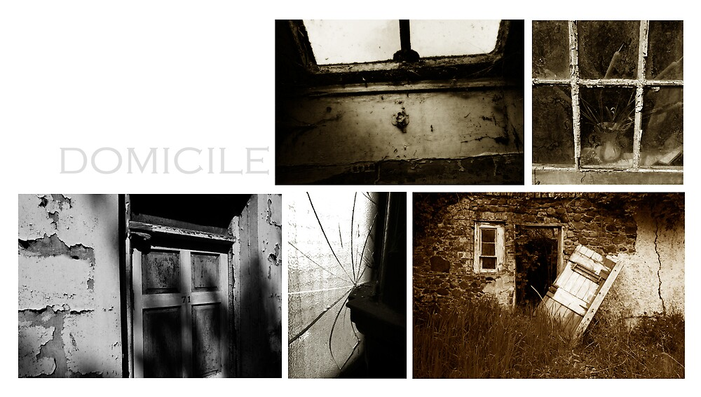 domicile the story of a home by ragman