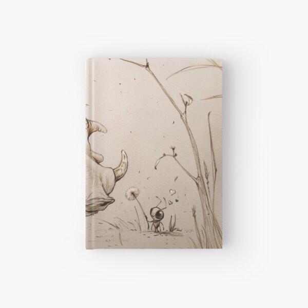 Loving warthog Hardcover Journal