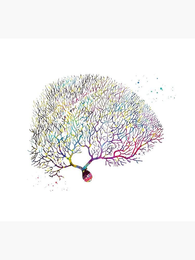 Purkinje Neuron by erzebetth