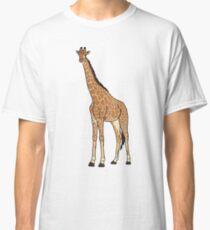 Südafrikanische Giraffe Classic T-Shirt