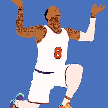 J.R. Smith Celebration by RatTrapTees