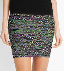 Pixilation Nation Mini Skirt
