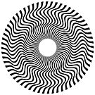 «EYE 1 (BLACK)» de geometricarte
