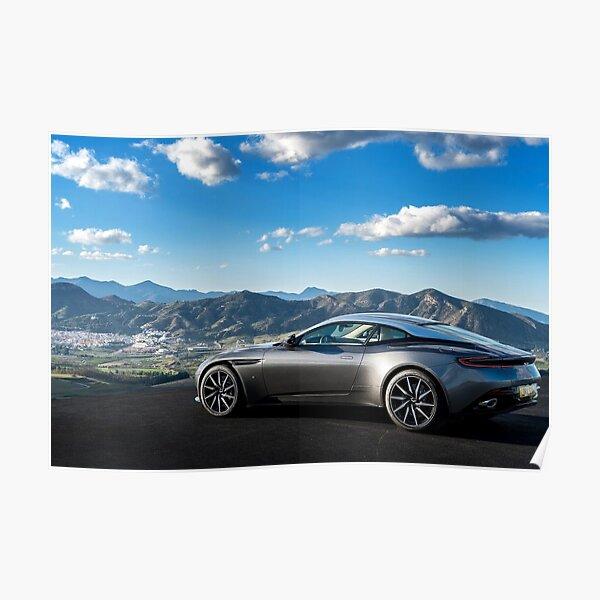 Poster Aston Martin Redbubble