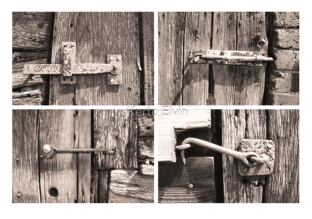 Latches by Kerto Elvin