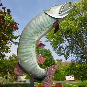 Husky the Muskie by Shulie1