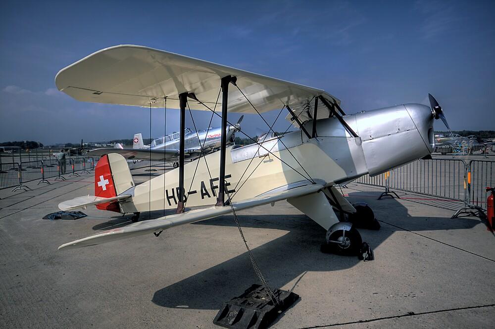Geneva Classics 2009 - Aircraft 10 by David Freeman