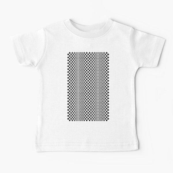 CINETI-K (BLACK) Camiseta para bebés