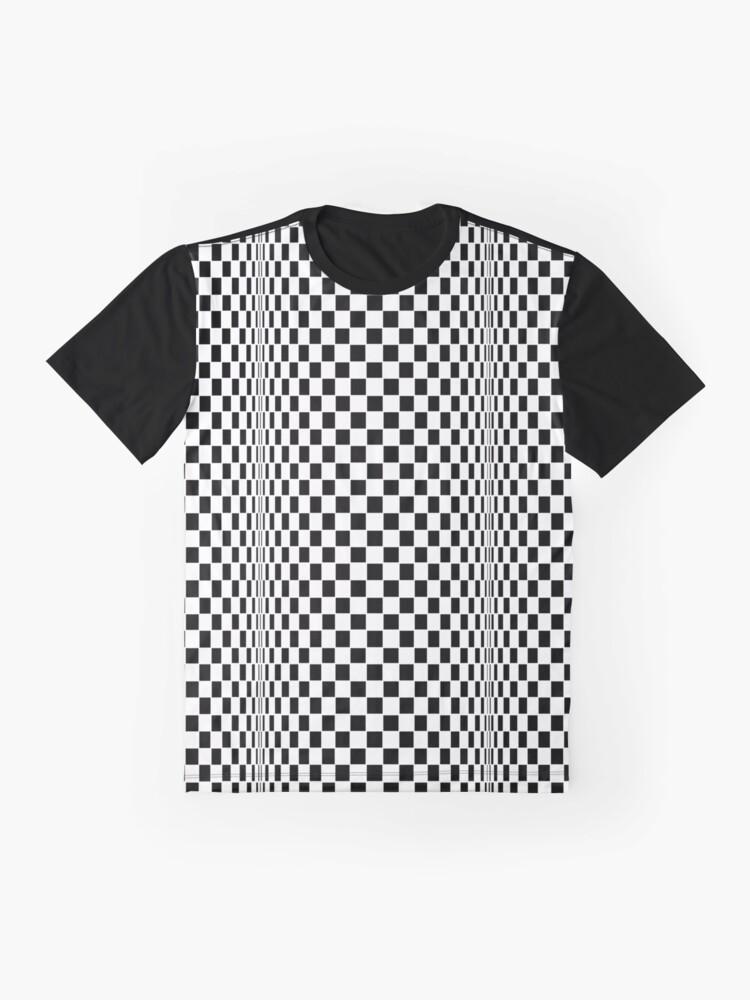 Vista alternativa de Camiseta gráfica CINETI-K (BLACK)