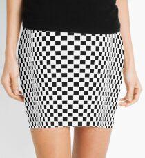 CINETI-K (BLACK) Minifalda