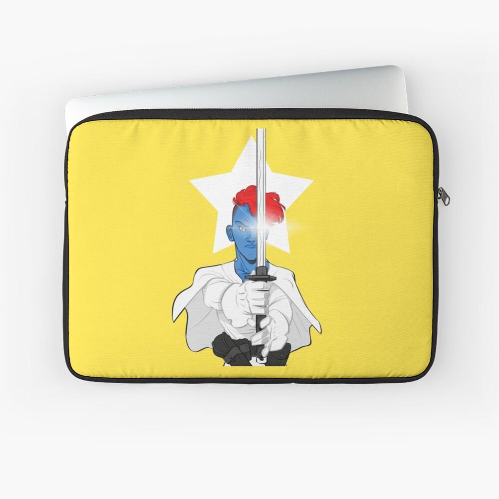 Gebrochener Stern Laptoptasche