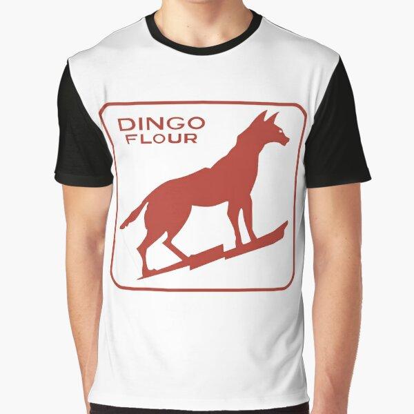dingo Graphic T-Shirt