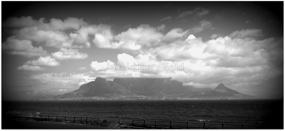 Table Mountain by Jackie Barefield