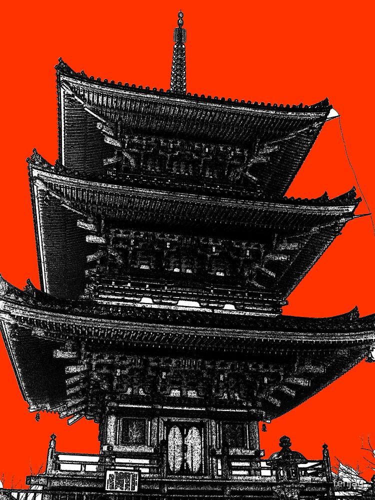 Japan Noir 2 by fenjay