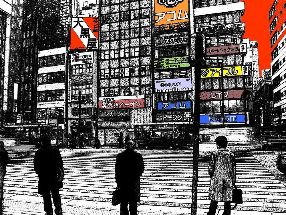 Japan Noir 3 by fenjay