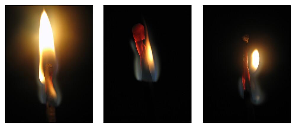 Flame by Katarina Kuhar