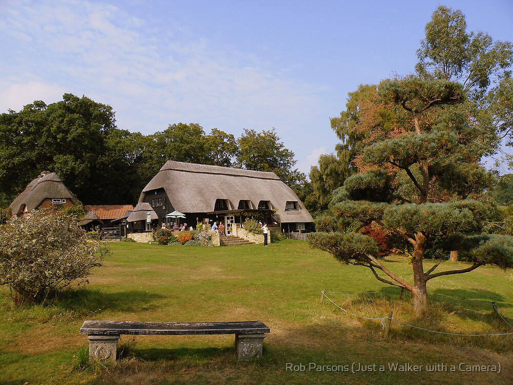 The New Forest: Furzey Gardens by Rob Parsons (AKA Just a Walker with a Camera)