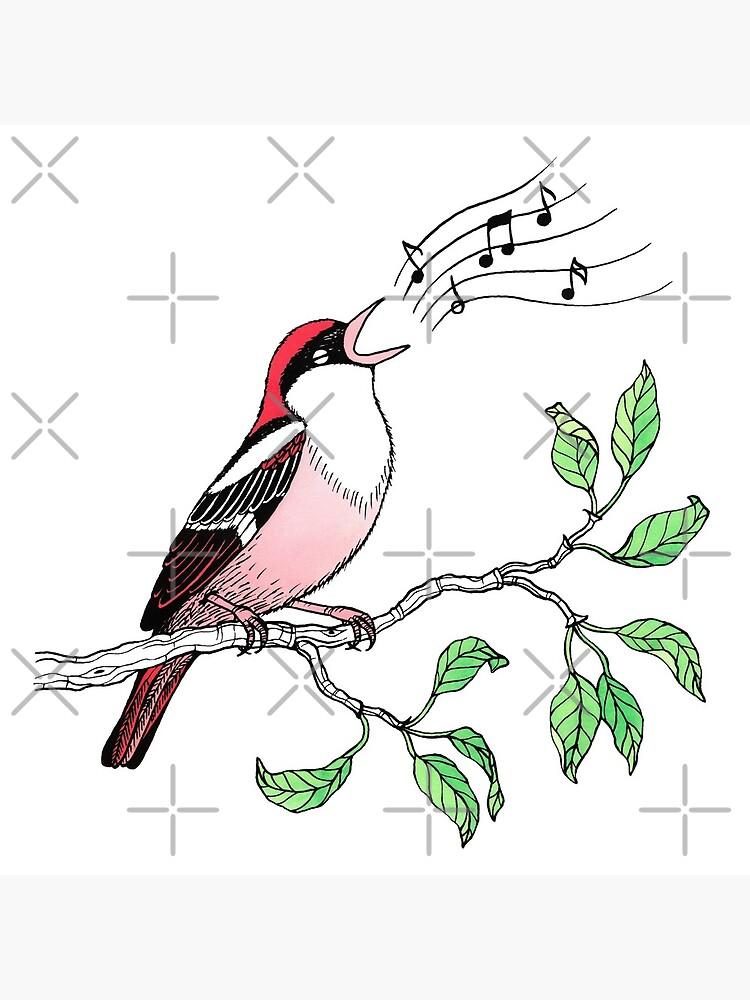 Singing Bird by nadyanadya