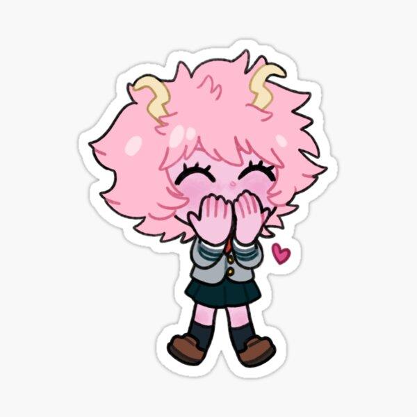 MHA - Ashido Mina Sticker