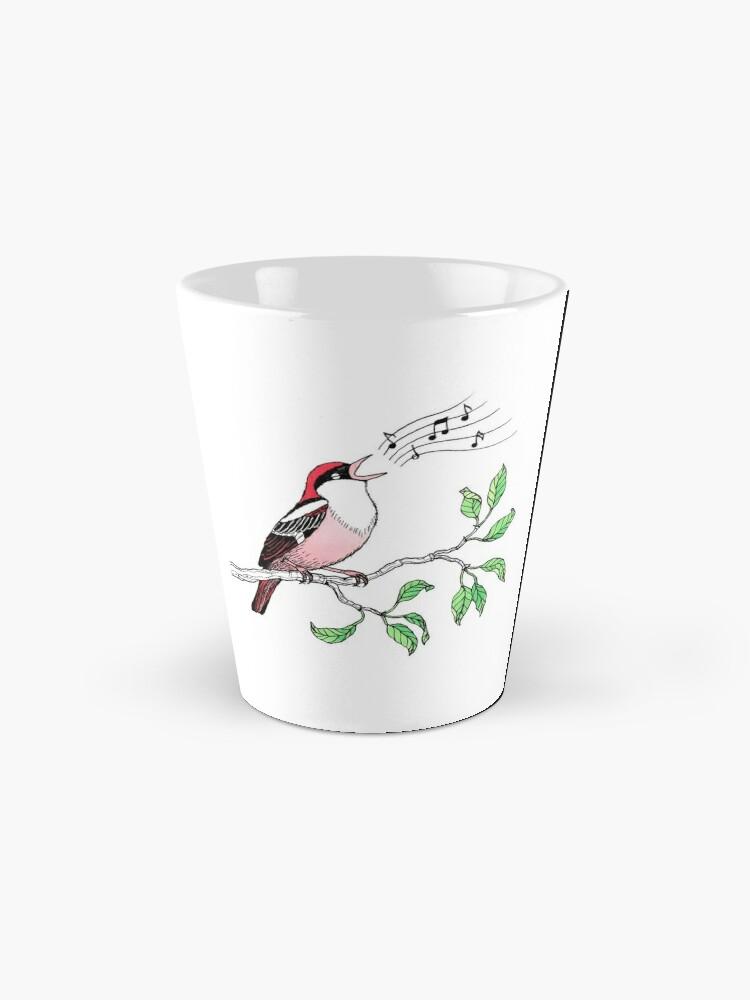 Alternate view of Singing Bird Mug