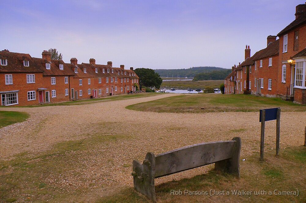 The New Forest: Bucklers Hard by Rob Parsons (Just a Walker with a Camera)