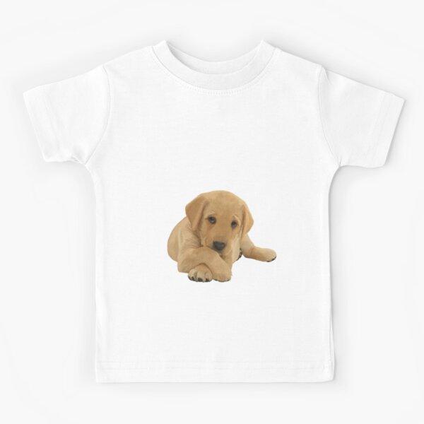 Labrador Puppy Kids T-Shirt