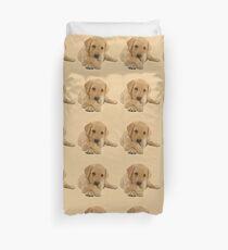 Labrador Welpe Bettbezug
