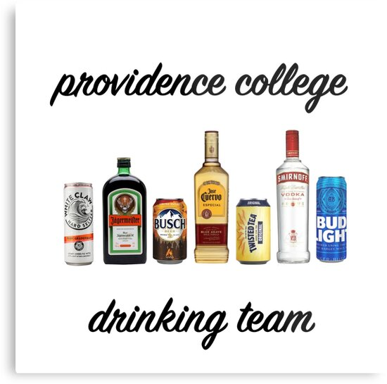 providence college drinking team by Sophie Al-Kaissy