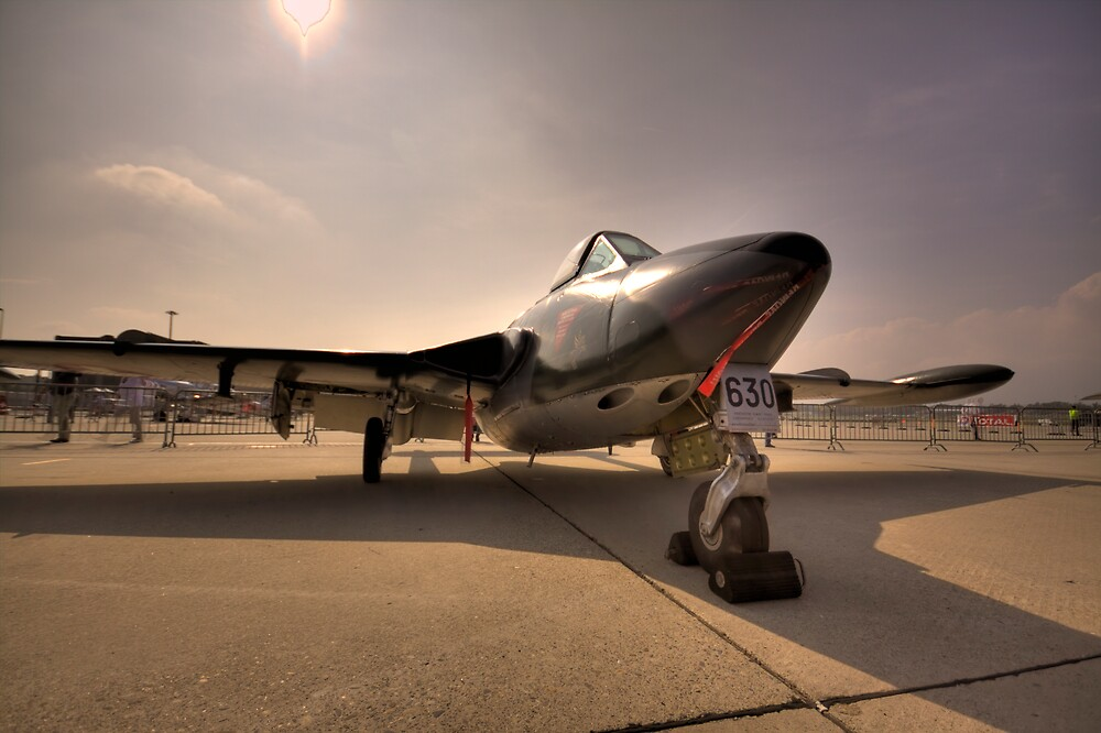 Geneva Classics 2009 - Aircraft 26 by David Freeman