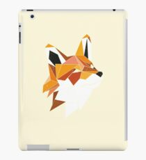 Faux Renard iPad Case/Skin