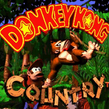 Donkey Kong Country by DucktuR