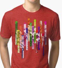 Danganronpa full cast Tri-blend T-Shirt
