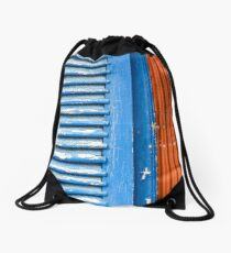 """Greek Colors"" Calendar 2015 - March Drawstring Bag"