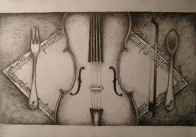 Music dessert by MarinaGregg