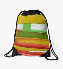 """Greek Colors"" Calendar 2015 - April Drawstring Bag"