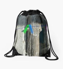 """Greek Colors"" Calendar 2015 - September Drawstring Bag"