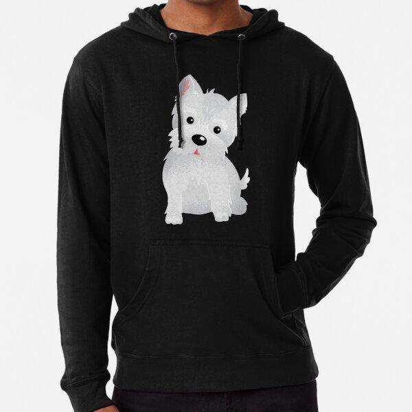 Westie dog Lightweight Hoodie