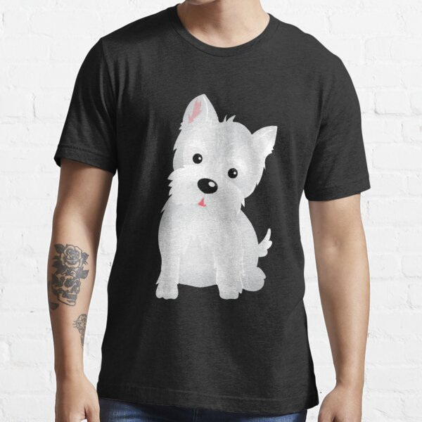 Westie dog Essential T-Shirt