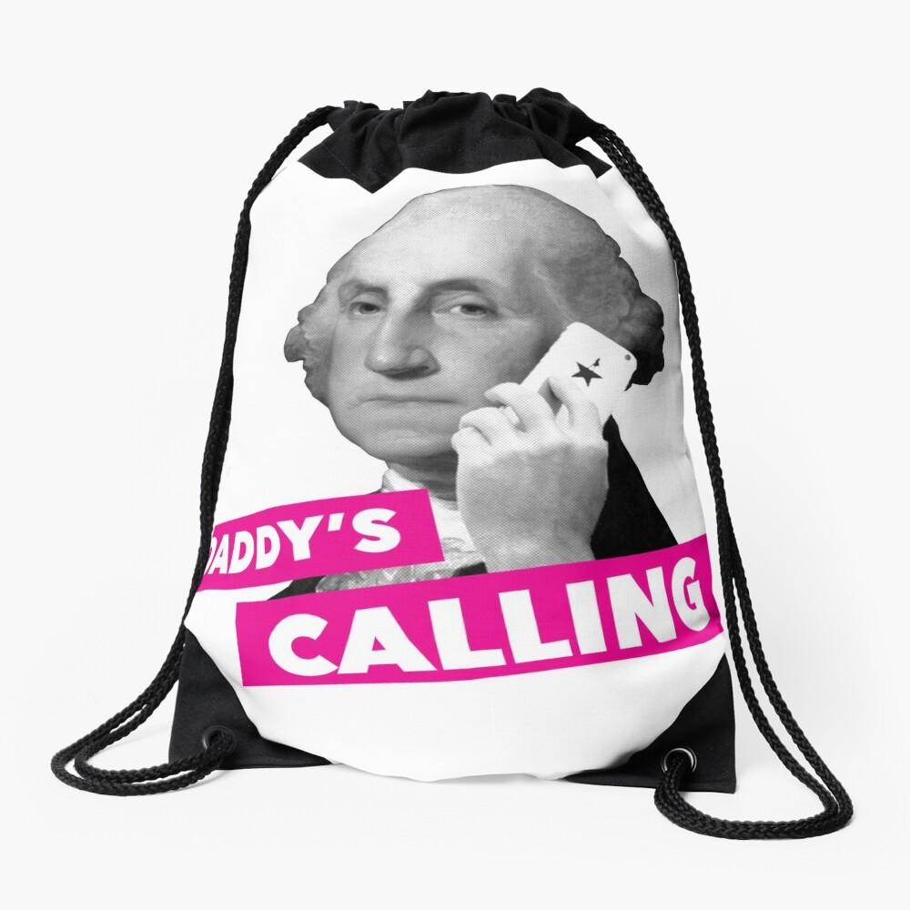 Hamilton - Daddy's Calling Mochila saco
