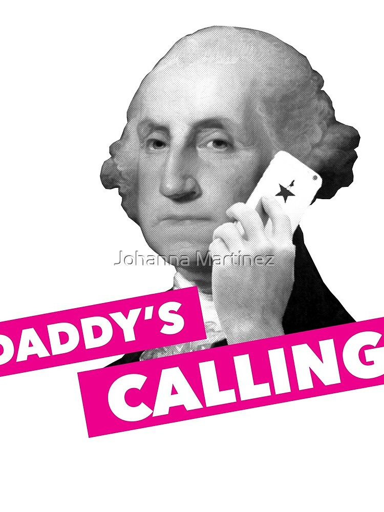 Hamilton - Daddy's Calling de jojoballz