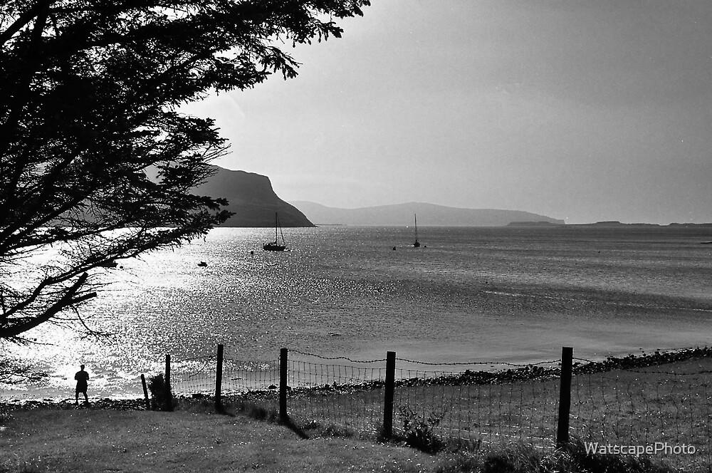 Loch Bay by WatscapePhoto